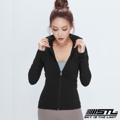 STL Essence Jacket 韓國 運動機能合身立領外套 本質黑