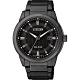 CITIZEN 星辰GENTS 都會簡單風格光動能腕錶-黑42mm(BM7145-51E) product thumbnail 1