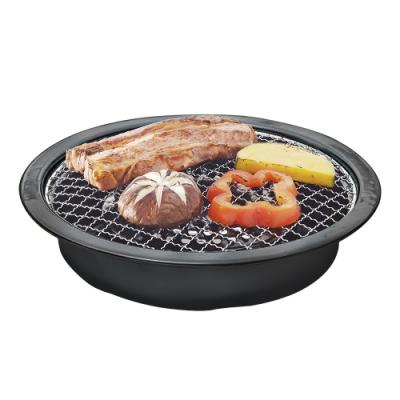 [買就送妙管家雙焰輕巧卡式瓦斯爐+剪刀+燒烤夾] Debuy 網燒達人烤盤(單烤網)
