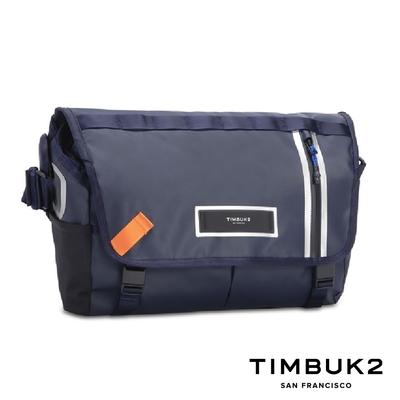 Timbuk2 Especial Stash Messenger 15 吋城市機能輕量防水郵差包-霧藍