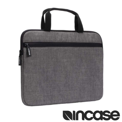 Incase Carry Zip Brief 13吋 輕巧手提筆電包 (石墨灰)