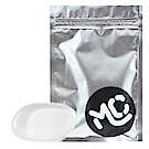 Molly Cosmetics 矽膠粉撲 透明款 (1入) SiliSponge
