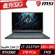 MSI 微星 Stealth 15M 15.6吋電競筆電 i7-11375H/RTX3060 6G獨顯/16G+16G/1TB PCIe SSD/Win10/特仕版 product thumbnail 1