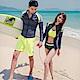 AH-dream夢想女孩-兩件式-螢光-衝浪衣泳裝