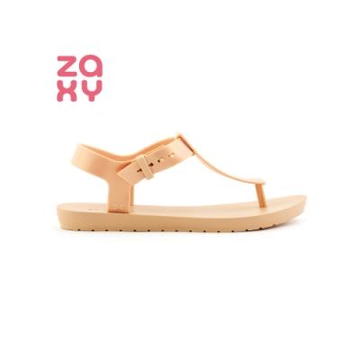 ZAXY colorful系列T字涼鞋-金棕