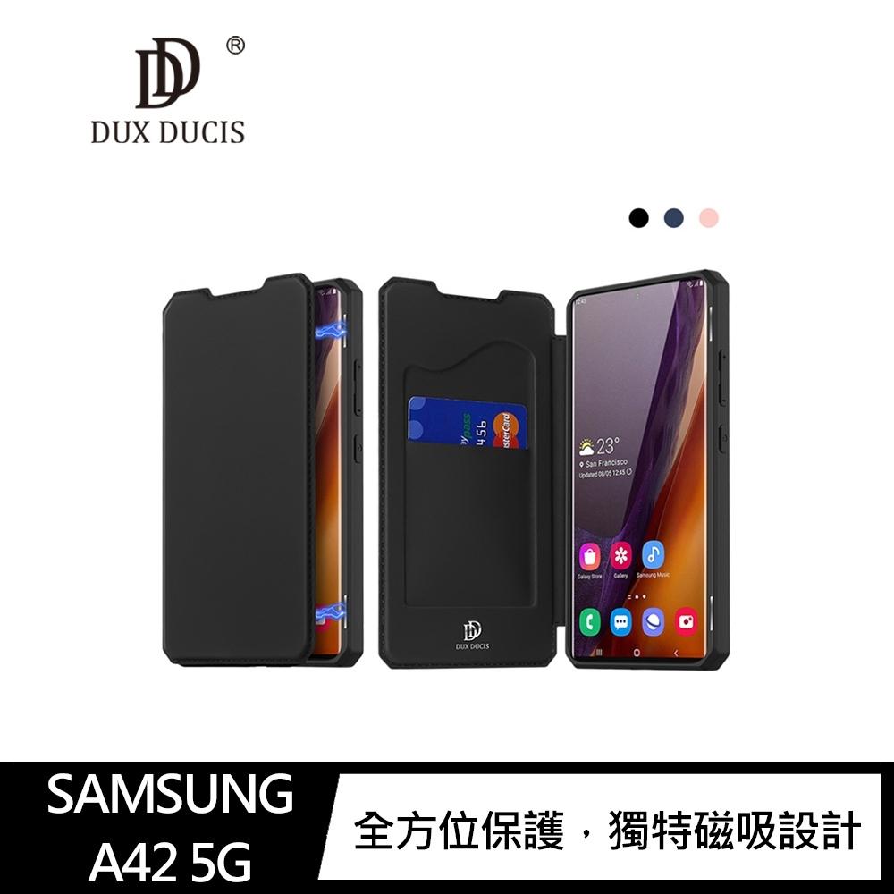 DUX DUCIS SAMSUNG Galaxy A42 5G SKIN X 皮套