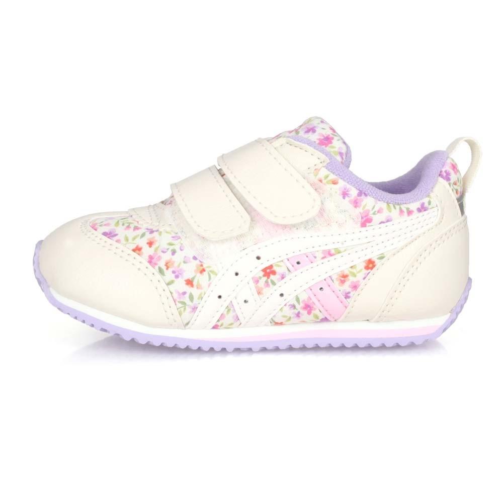 ASICS 小童運動鞋 IDAHO BABY CT 4 米白紫粉