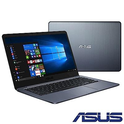 ASUS E406MA 14吋筆電 (N5000/4G/128G/Win10H(S)灰
