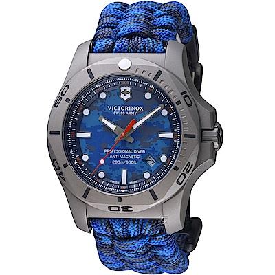VICTORINOX瑞士維氏I.N.O.X.潛水碗錶(VISA-271813)