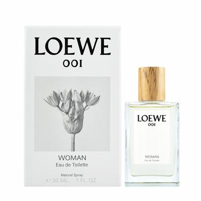 LOEWE 羅威 001 Women 女性淡香水 30ml (事後清晨) 001 Women EDT