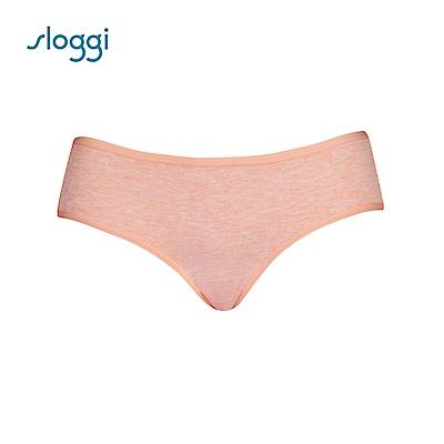 sloggi Everyday 有機過生活系列平口褲 蜜橙色