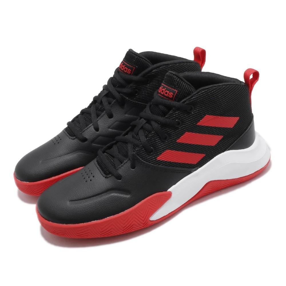 adidas 籃球鞋 Own the Game 寬楦 女鞋