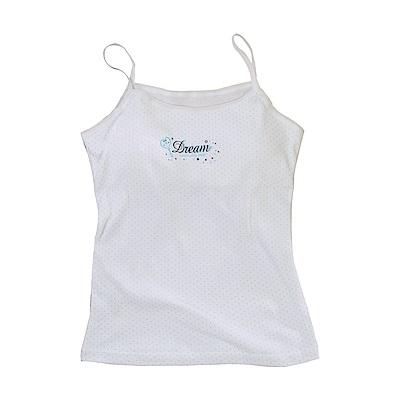 青少女胸墊型細肩帶背心內衣(2件組) k51182 魔法Baby