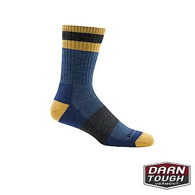 【美國DARN TOUGH】男羊毛襪HASELTON健行襪(2入隨機)