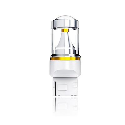 【車的LED】勁亮T20 單芯 爆閃 6LED魚眼燈 30w白光(單入組)