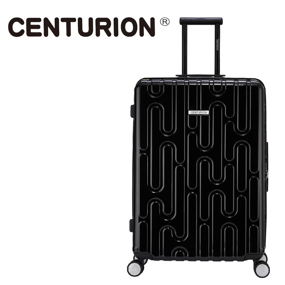 CENTURION百夫長29吋行李箱─斯德哥爾摩黑ARN(拉鍊箱)