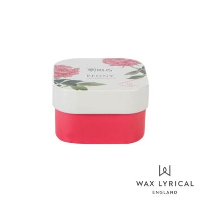 英國 Wax Lyrical 午後花園系列香氛蠟燭-牡丹 Peony 130g