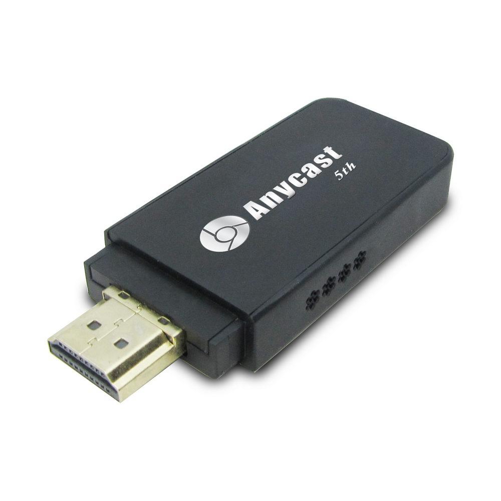 【五代Anycast-15K】雙核全自動無線影音鏡像器(送3大好禮)