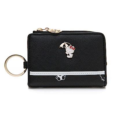 Arnold Palmer- 鑰匙零錢包  KATE系列-黑色