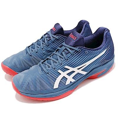 Asics 網球鞋 Solution Speed 運動 男鞋