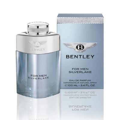 Bentley 賓利 For Men Sliver Lake銀湖男性淡香精100ml