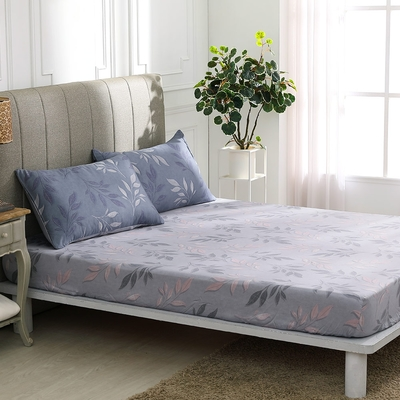鴻宇 單人床包枕套組 天絲 萊賽爾 莫尼卡 台灣製