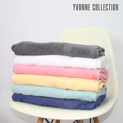 Yvonne Collection 大浴巾-白