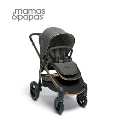 Mamas & Papas Ocarro 雙向手推車-鎏金灰