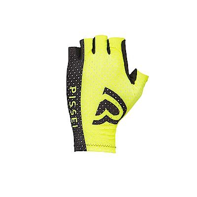 【PISSEI】ONEGA GLOVES-FLUO/NERO競技型超輕量手套