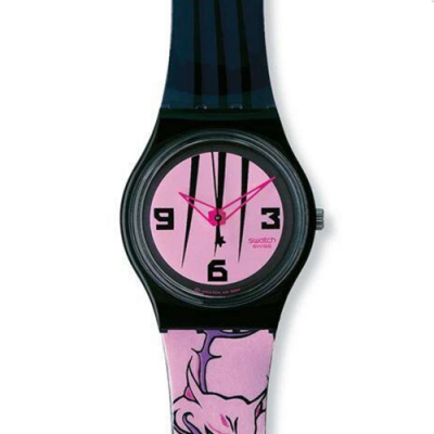 Swatch Gent 原創系列手錶 MARKED TERRITORY RESTYLED -34mm