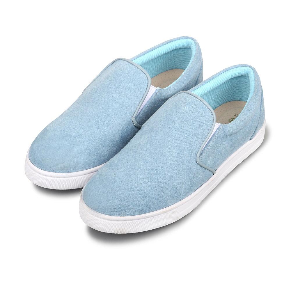 BuyGlasses PANTONE美學懶人鞋-藍