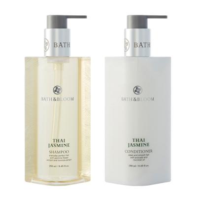 Bath & Bloom 泰國茉莉香氛洗潤髮組