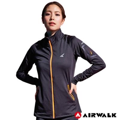 【AIRWALK】女款立領外套-共兩色