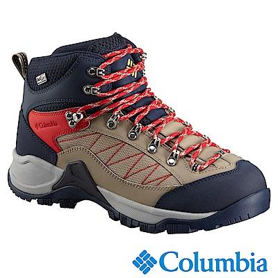 Columbia 哥倫比亞 男款-Outdry防水健走靴 UBM55300KI