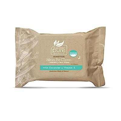 (即期品)澳洲Natures Organics 植粹卸妝濕棉25入X3