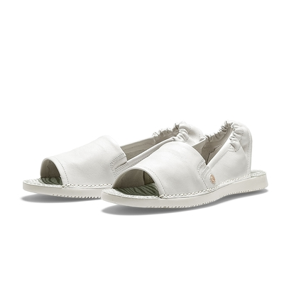 SOFTINOS TEE 涼鞋-白