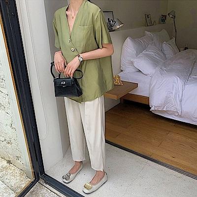 韓國空運 修身老爺褲-3色-TMH