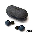 QLA BR928S 真無線藍牙耳機【藍色】