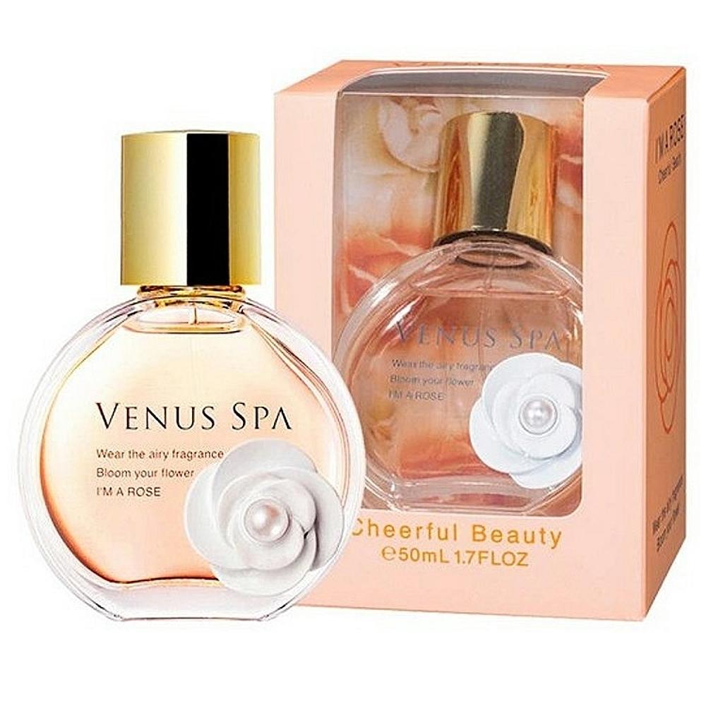 Venus Spa Sheerful Beauty 甜美系女孩淡香精 50ml
