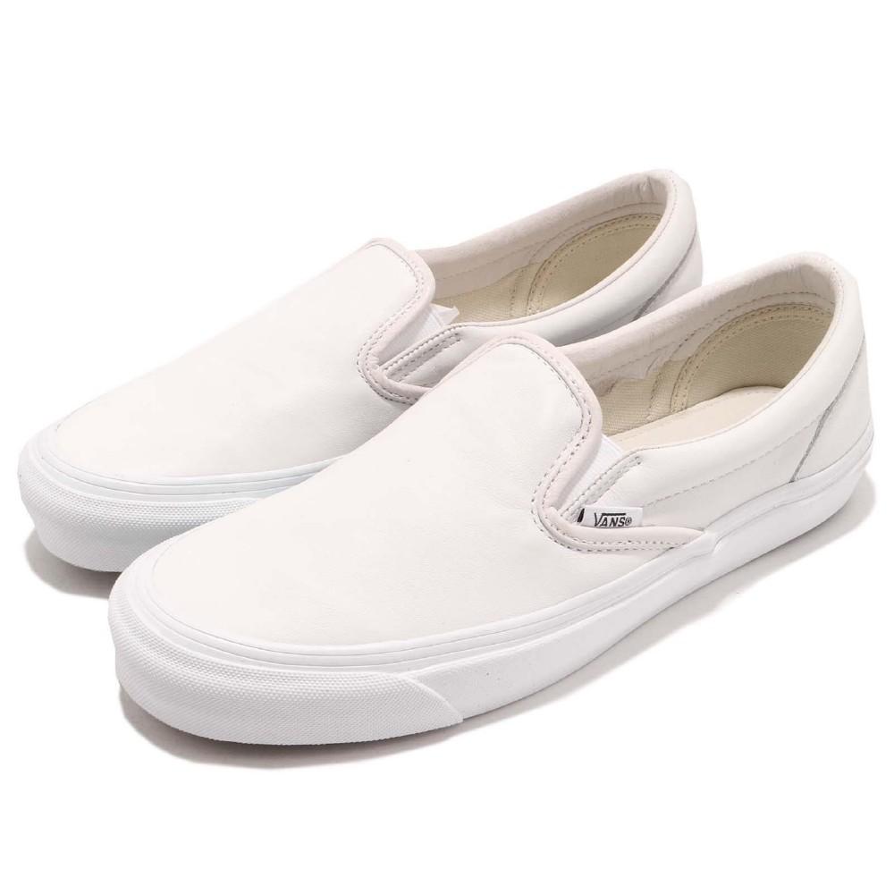 Vans 滑板鞋 OG Classic Slip-On 男女鞋