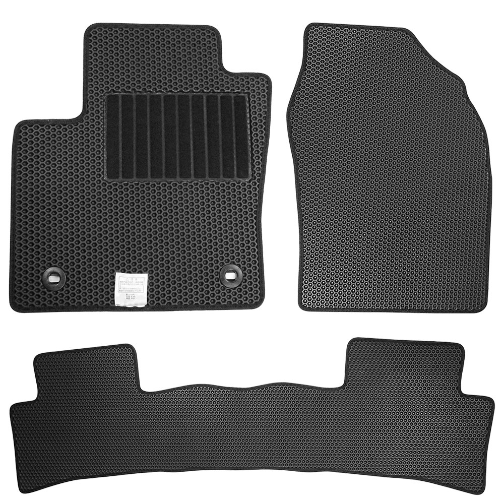 CARBUFF 汽車腳踏墊 CAMRY(18/11~)八代/汽油 適用/蜂巢式防水車墊