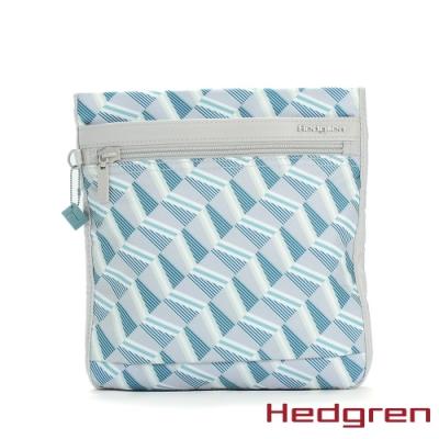 【Hedgren】水手印花輕旅行側背包-HIC112