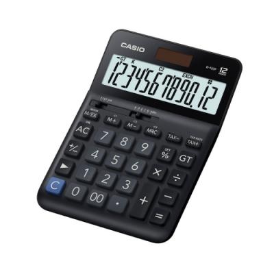 CASIO卡西歐-12位數稅率型商用計算機(D-120F)