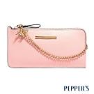 PEPPER'S Adela 牛皮手機包 - 玫瑰粉