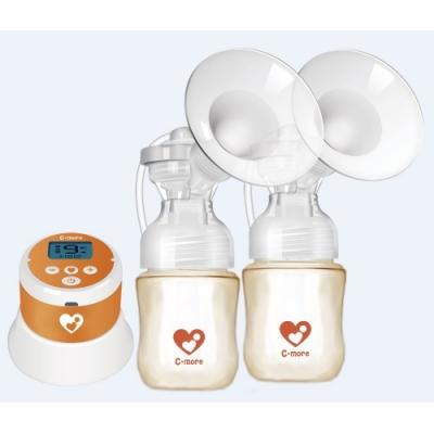 【新貝樂】C1小橙樂 三合一雙邊電動吸乳器