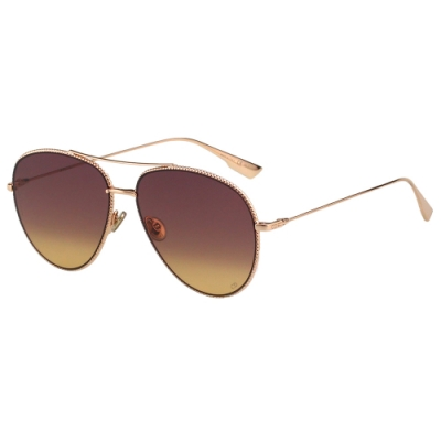 Dior 太陽眼鏡(金色)SOCIETY3-DDBDG