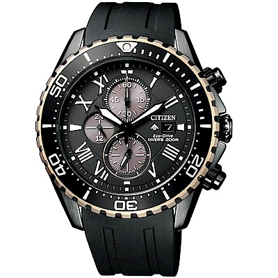 CITIZEN星辰100週年PROMASTER羅馬時尚腕錶(CA0716-19E)