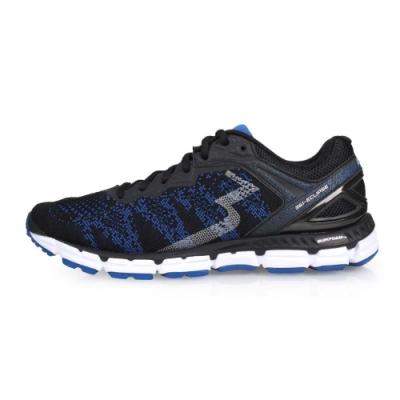 361度 361° 男慢跑鞋-訓練 路跑 藍黑