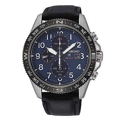SEIKO PROSPEX 陸行者太陽能計時腕錶SSC737P1/V176-0BB0B