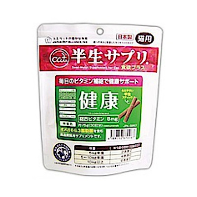 日本半生 貓用營養補給品 75g 兩入組